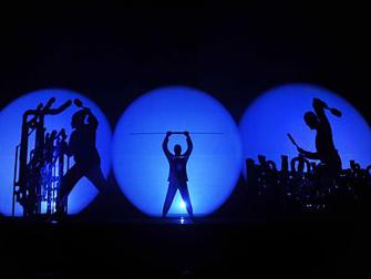 Billets pour Blue Man Group à Las Vegas - Performance