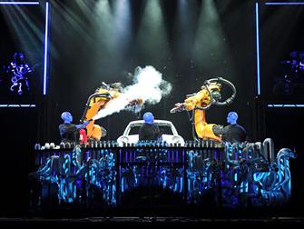Billets pour Blue Man Group à Las Vegas - Stage