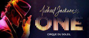 Billets pour Michael Jackson One du Cirque du Soleil