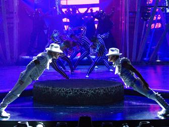 Billets pour Michael Jackson One du Cirque du Soleil - Dancers