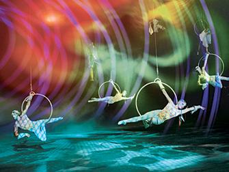 Billets pour O du Cirque du Soleil - Dancers
