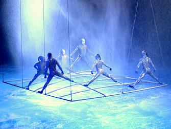 Billets pour O du Cirque du Soleil - Pool