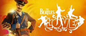 Billets pour The Beatles Love du Cirque du Soleil