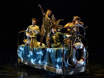 Billets pour The Beatles Lovedu Cirque du Soleil - Childhood