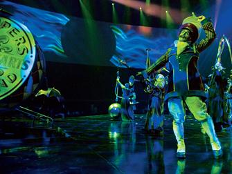 Billets pour The Beatles Lovedu Cirque du Soleil - Sgt Pepper