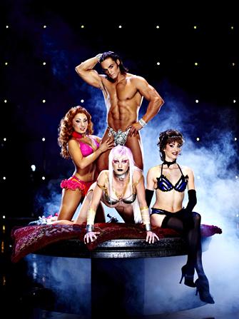 Billets pour Zumanity du Cirque du Soleil - Cast