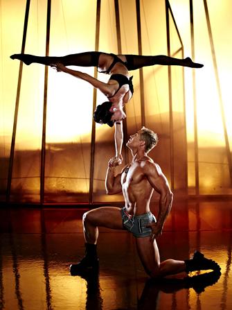 Billets pour Zumanity du Cirque du Soleil - Show