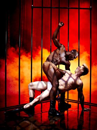 Billets pour Zumanity du Cirque du SoleilBillets pour « Zumanity » du Cirque du Soleil - Dancers