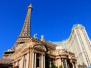 Billets pour la Tour Eiffel à Las Vegas