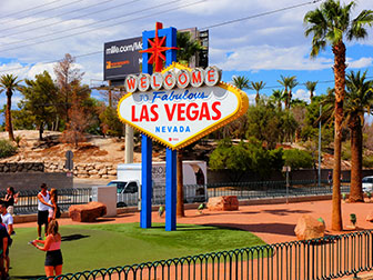Bus touristique Big Bus à Las Vegas - Welcome to Fabulous Vegas