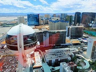 Las Vegas Sightseeing Flex Pass - LINQ High Roller