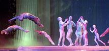 Cirque du Soleil à Las Vegas