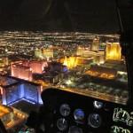 Top 10 Las Vegas - Vol de nuit en hélicoptère