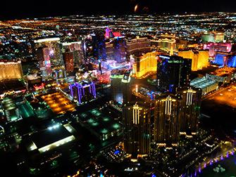 Vol en hélicoptère à Las Vegas - Hôtel