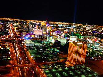 Vol en hélicoptère à Las Vegas - View