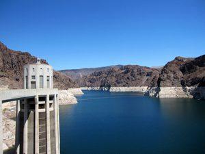 Hoover Dam a Las Vegas