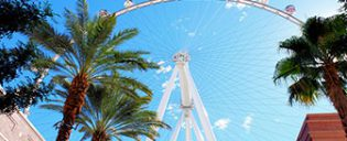 La LINQ High Roller de Las Vegas