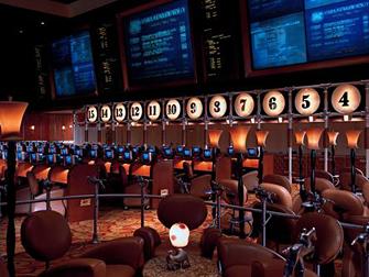 Les paris sportifs à Las Vegas - Bellagio