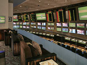 Les paris sportifs à Las Vegas - MGM Grand