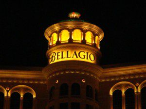 L'hôtel Bellagio de Las Vegas