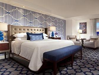 L'hôtel Bellagio de Las Vegas - King Room