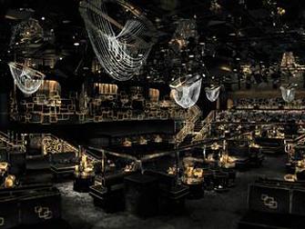 L'hôtel Bellagio de Las Vegas - The Bank