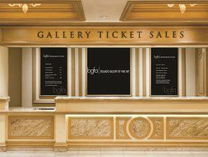 La Bellagio Gallery of Fine Art de Las Vegas