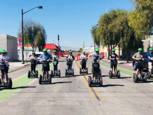 Le Segway Tour de Las Vegas